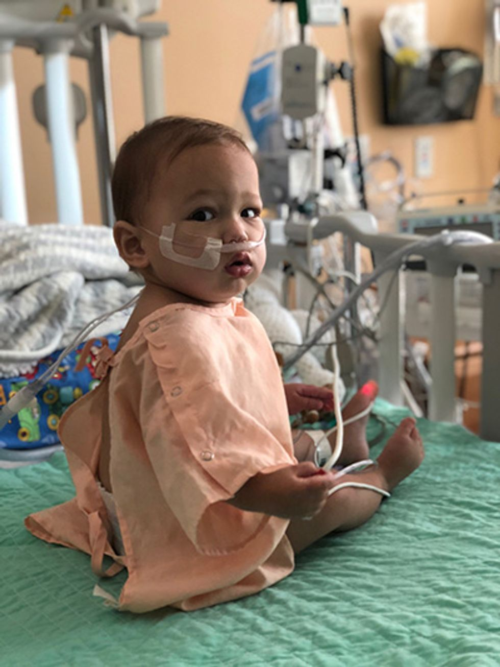 RSV: It Can Happen to You