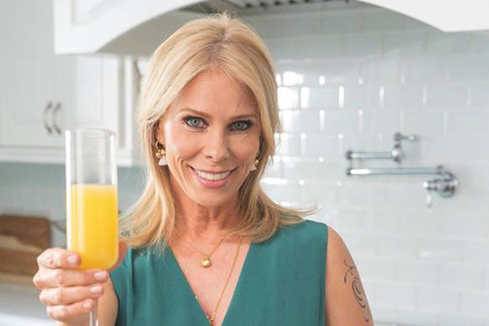Cheryl Hines Wants You to Talk About Your Sex Life During Menopause