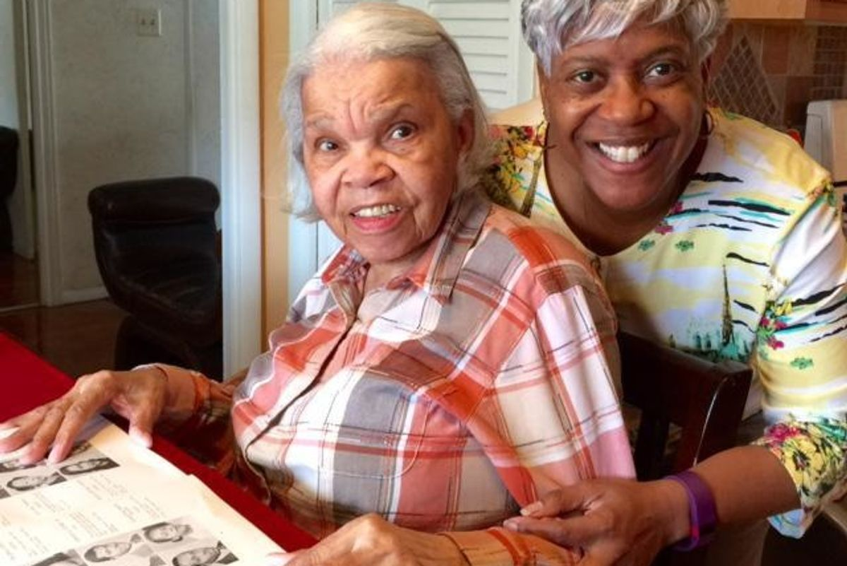 Alzheimer's Caregiving Is a Labor of Love