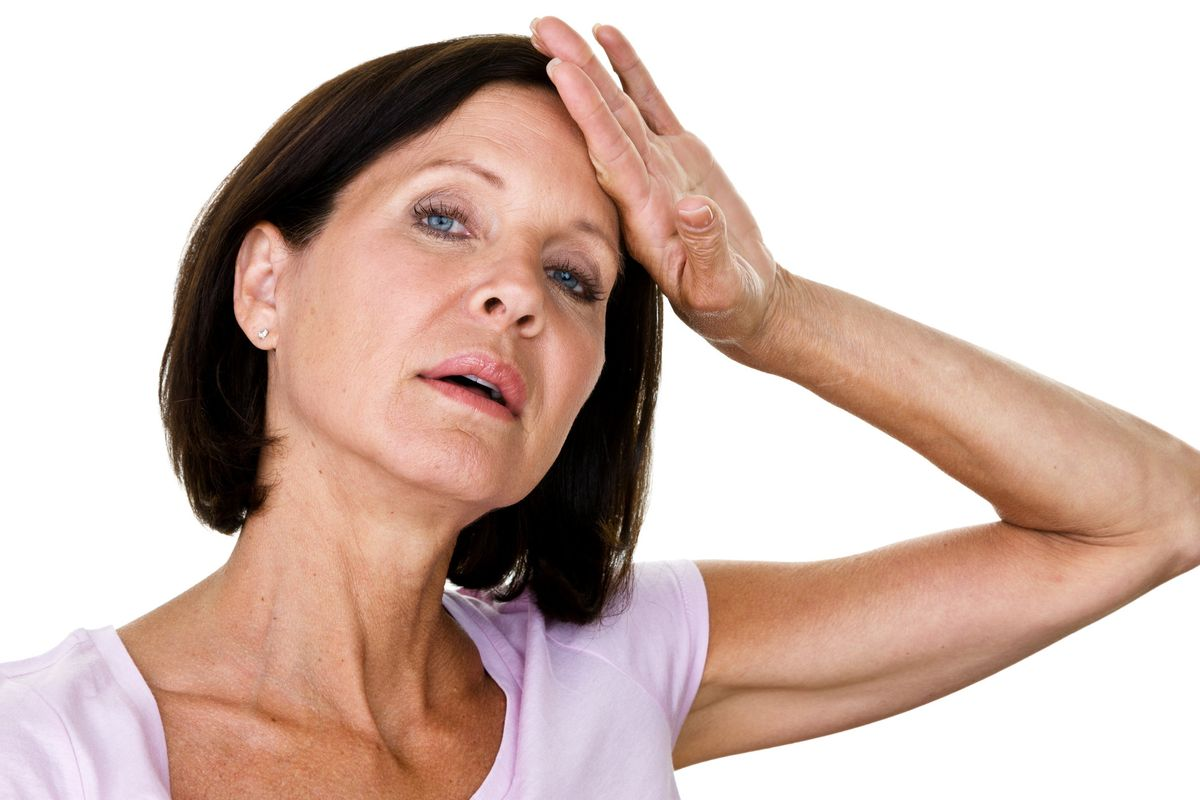 Get Relief from Hot Flashes