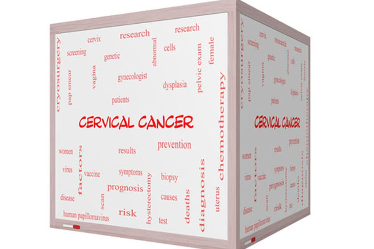 Getting Diagnosed with Cervical Cancer