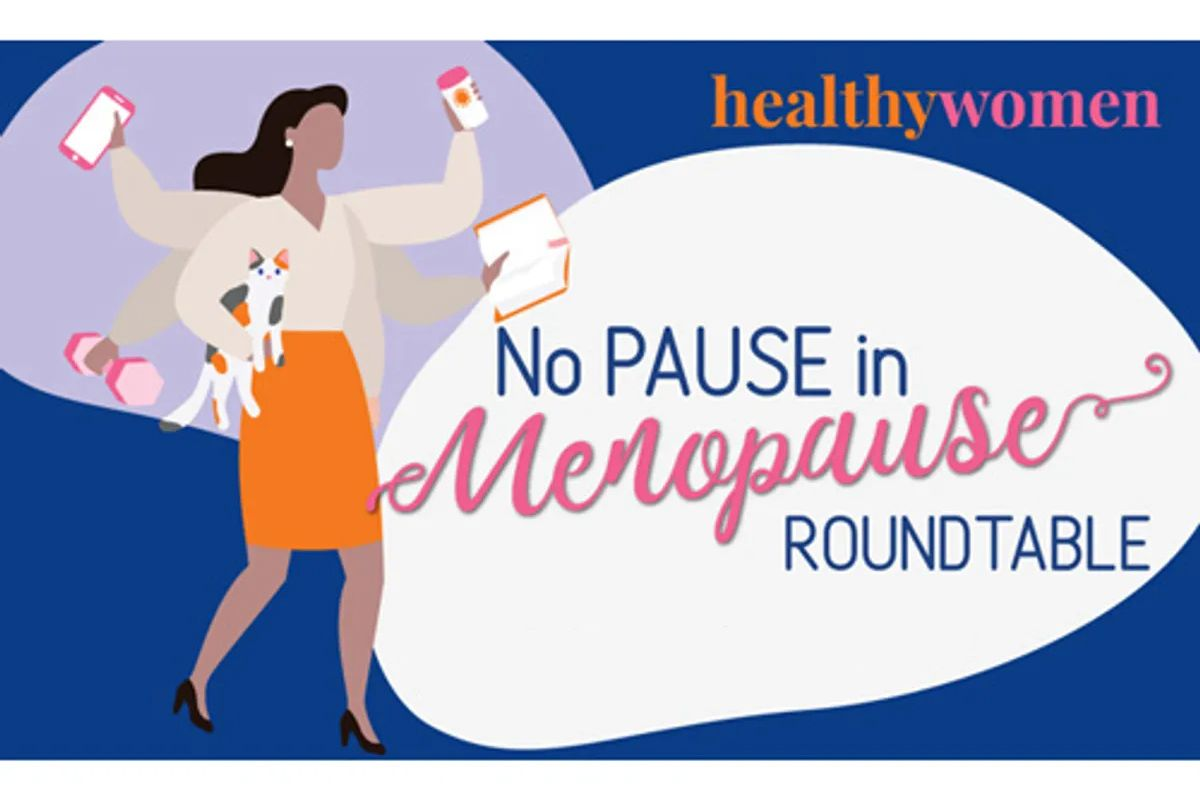No Pause in Menopause Roundtable