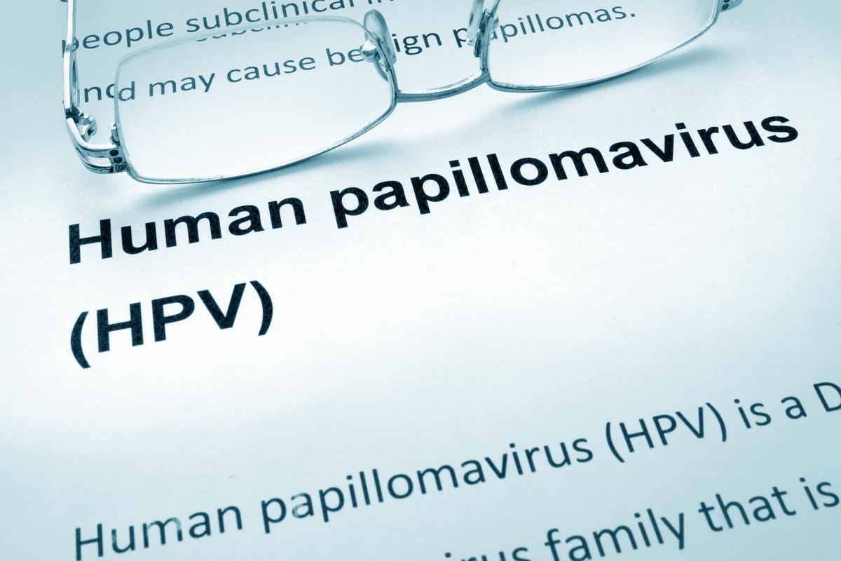 Positive HPV Test
