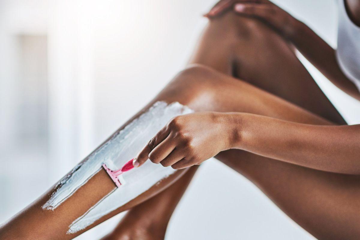 Soothing Shaving Rash Naturally
