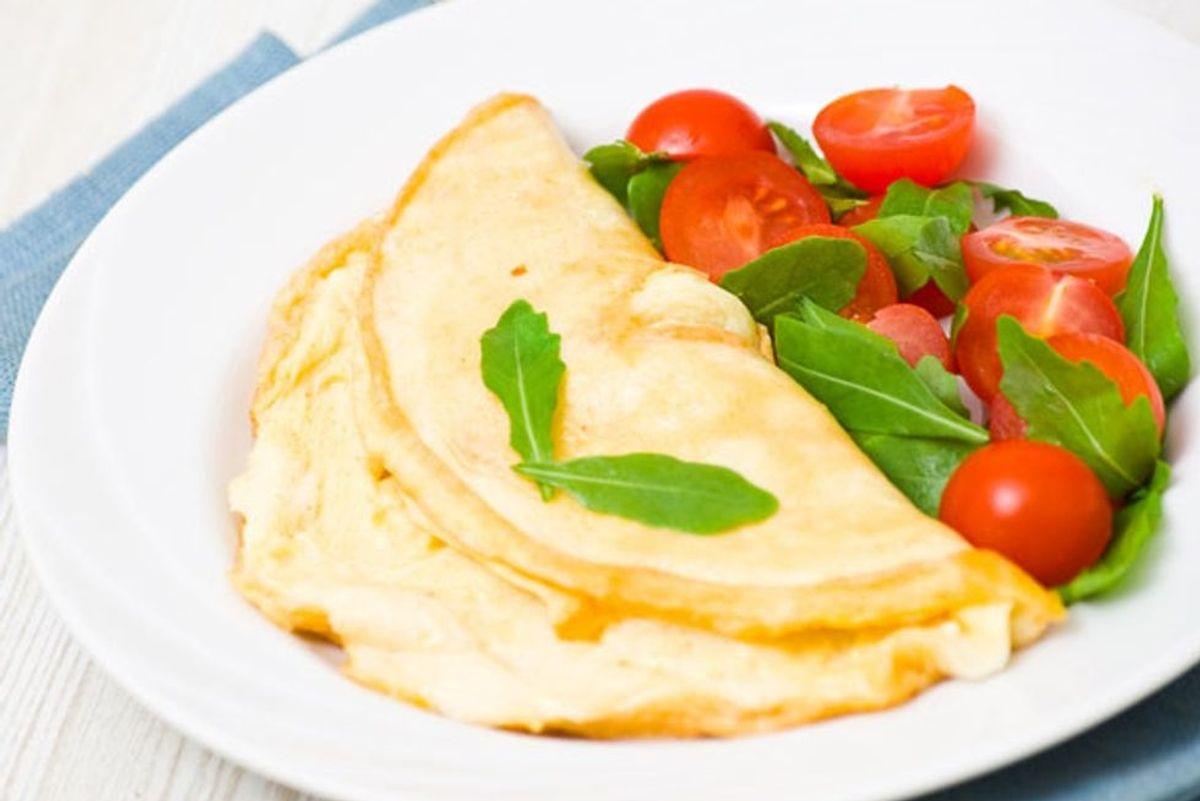 Egg-White Omelet