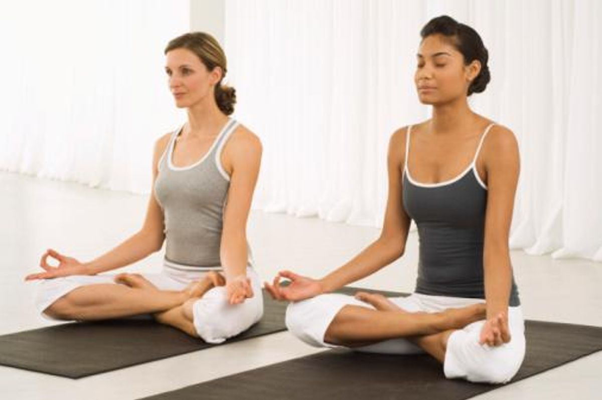 Which Kind of Yoga Class Is Right for Me?