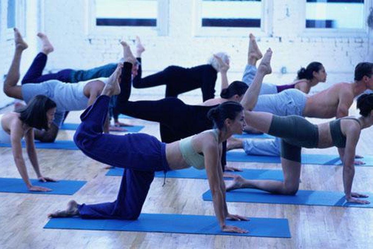 Help Heal Yourself With Yoga