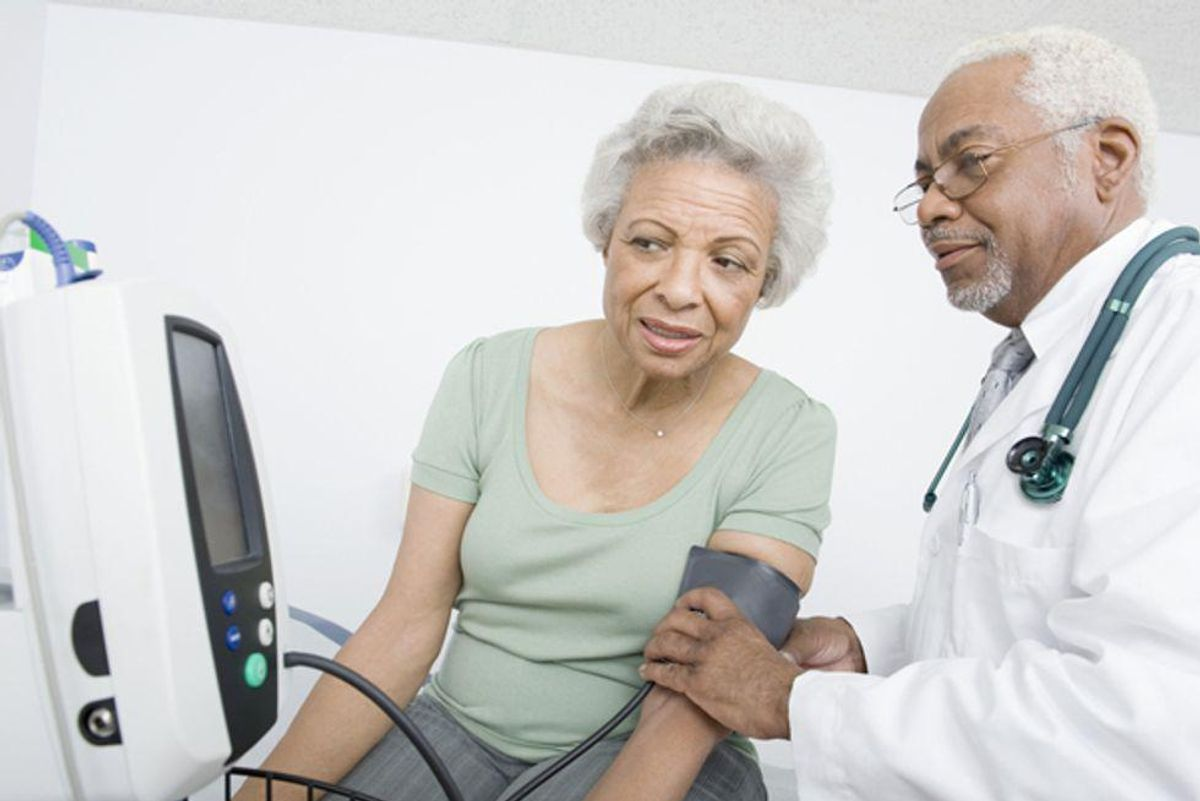 Know Your Risk for High Blood Pressure