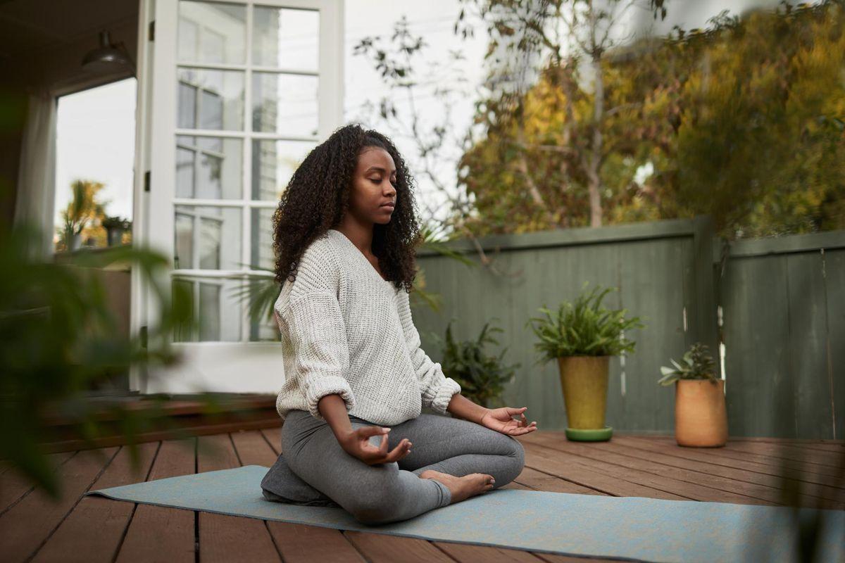 Meditation's Health Benefits
