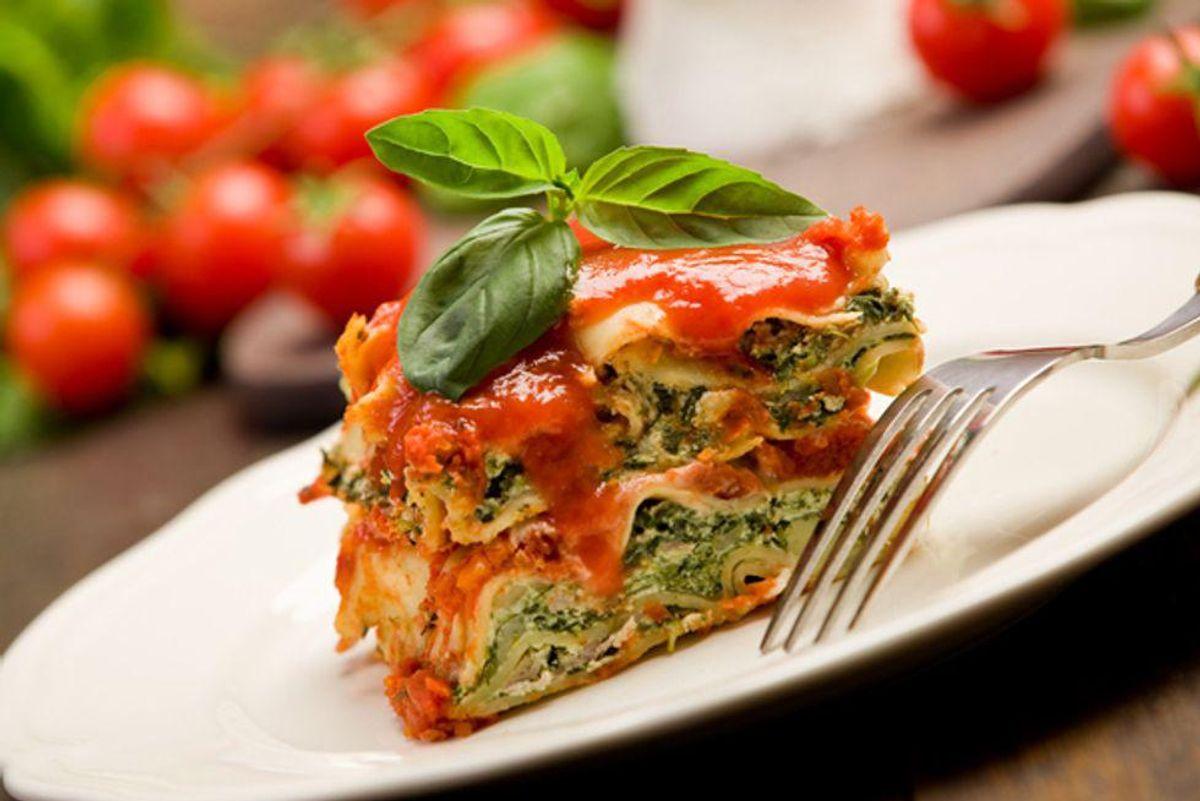 Whole-Wheat Vegetable Lasagna