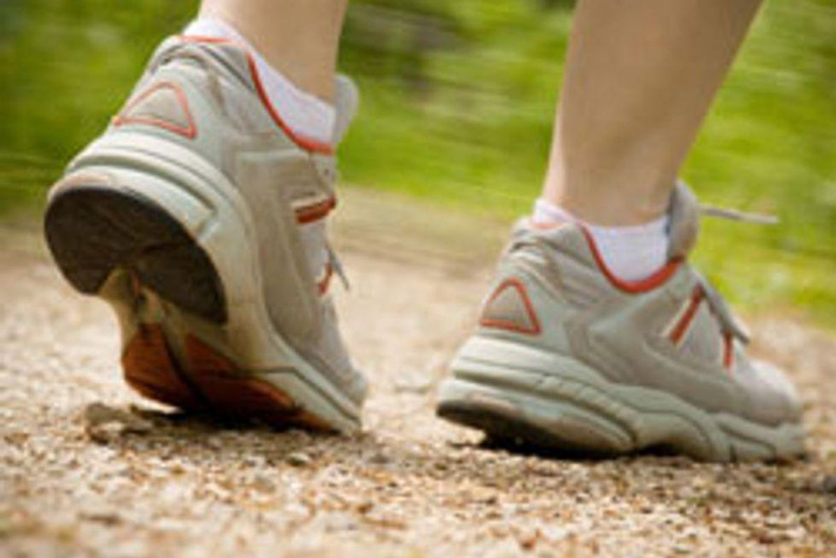 Walking for (More Than) Fitness