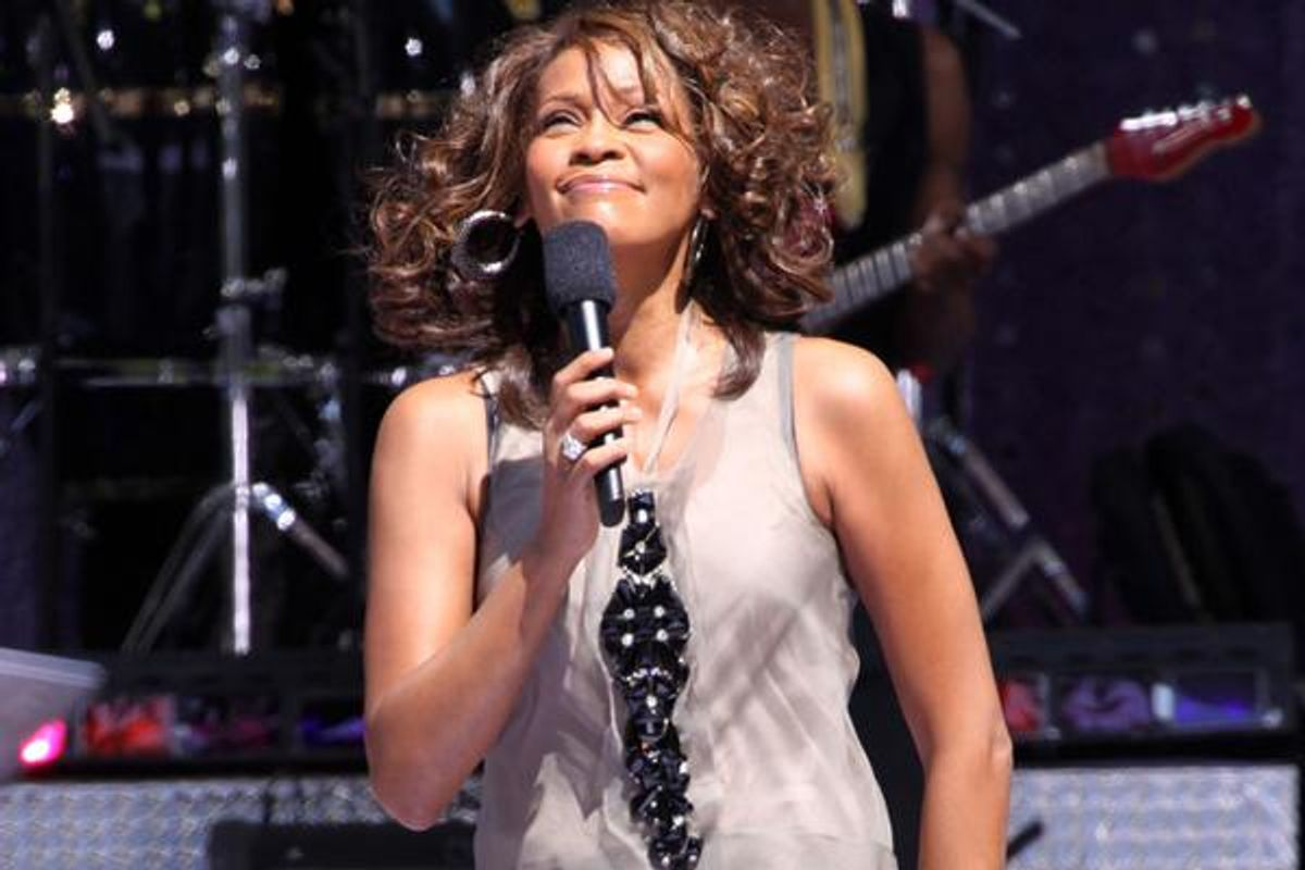 How to Maintain Beautiful Hair as You Age (Courtesy of the Late, Great Whitney Houston)