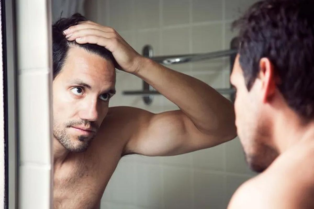 Hair Transplants Make Men Look Younger, Study Shows