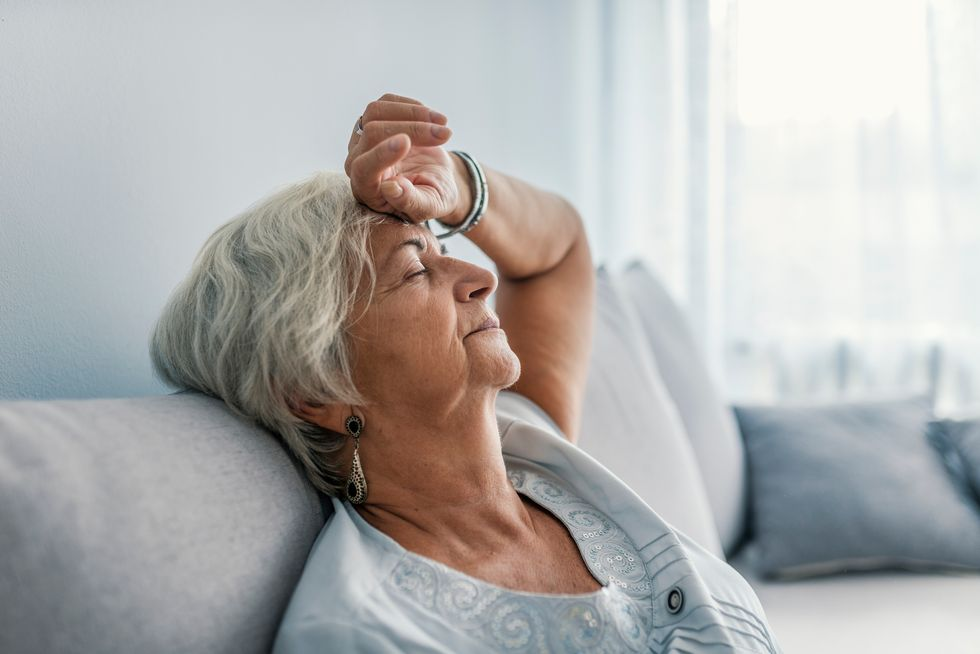Is It Fatigue  Or a Stroke? Women Shouldn't Ignore These Warning Signs