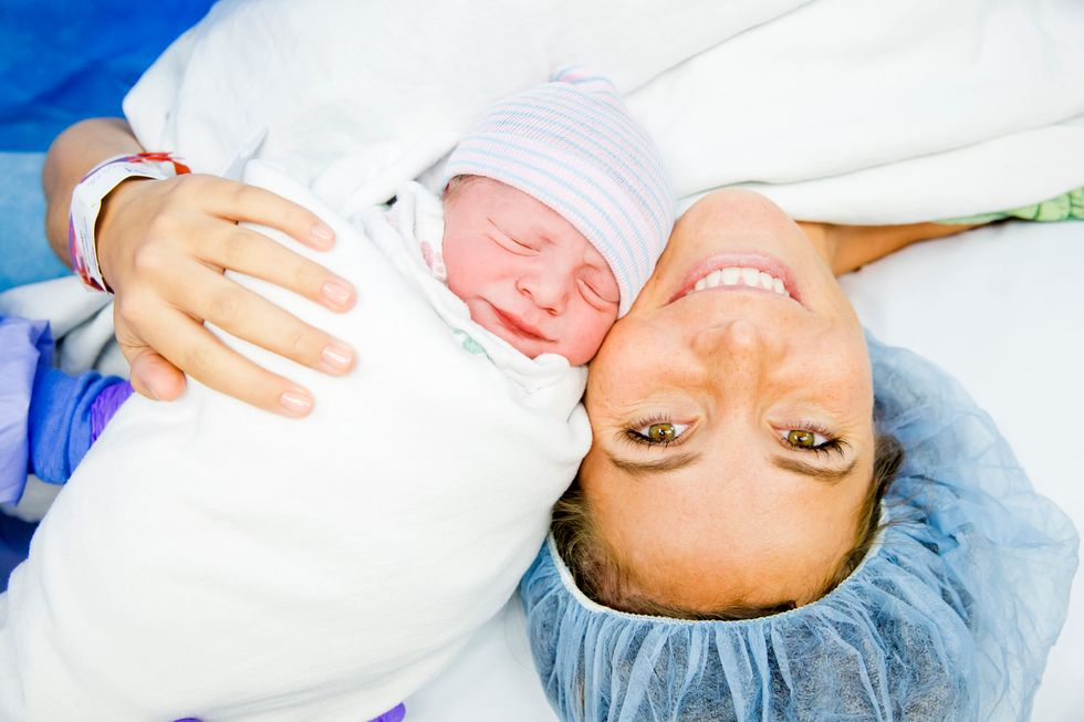 Is There a Safer Choice Than Opioids After a C-Section?