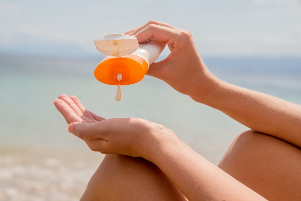 Is Your Sunscreen Causing Breast Cancer?