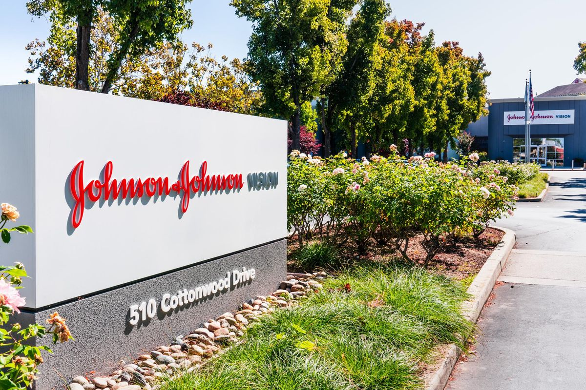 Johnson & Johnson offices in Silicon Valley