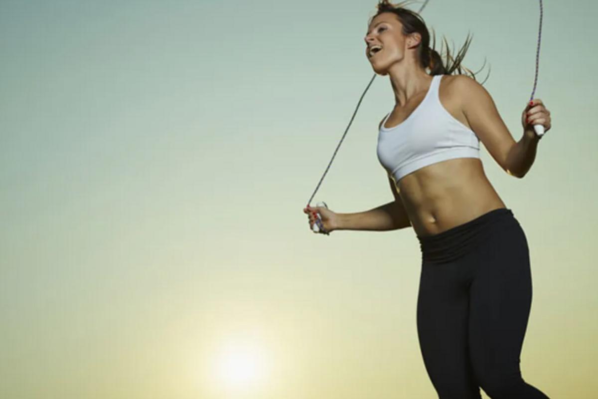 jump rope burn calories