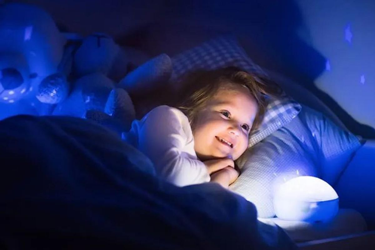 kids bedtime and obesity risk
