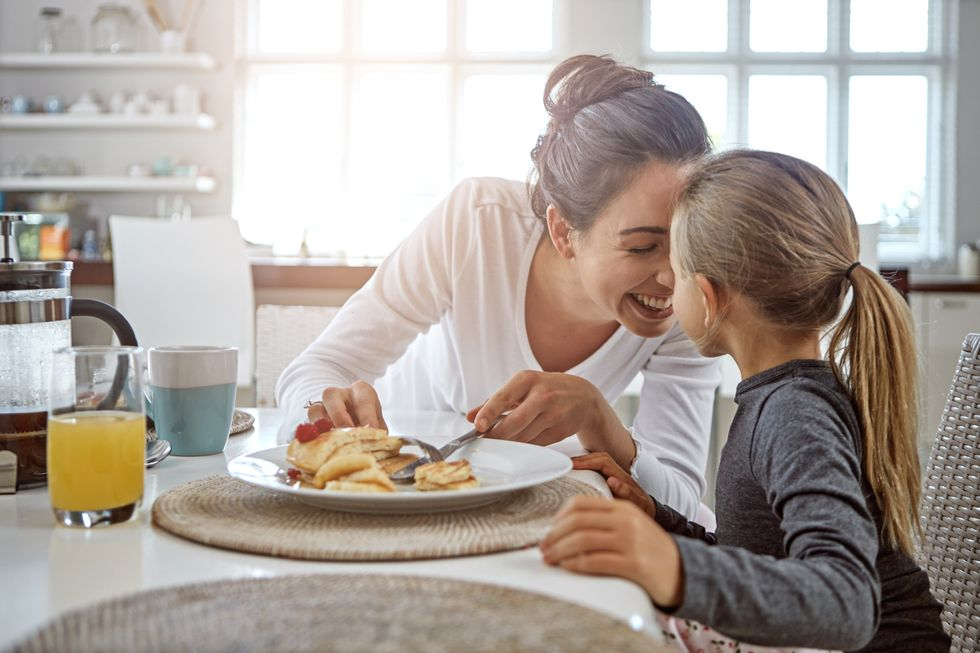 Kids Who Skip Breakfast Miss Out on Vital Nutrients