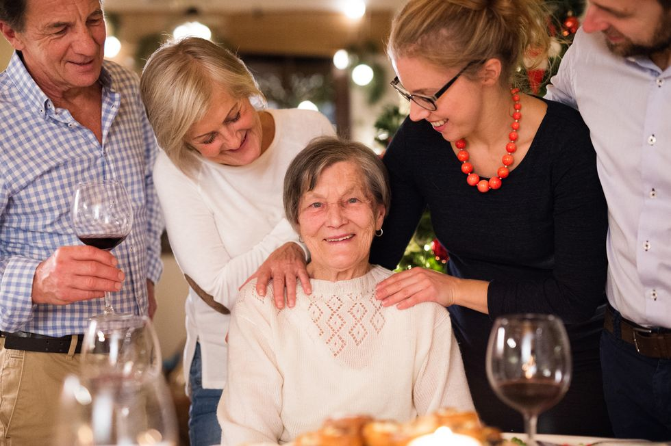 Make It a Tradition to Talk About Family Health
