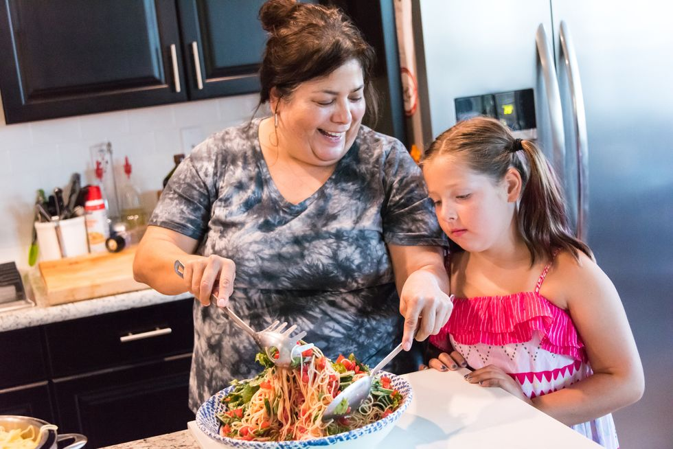 Make Losing Weight a Family Affair