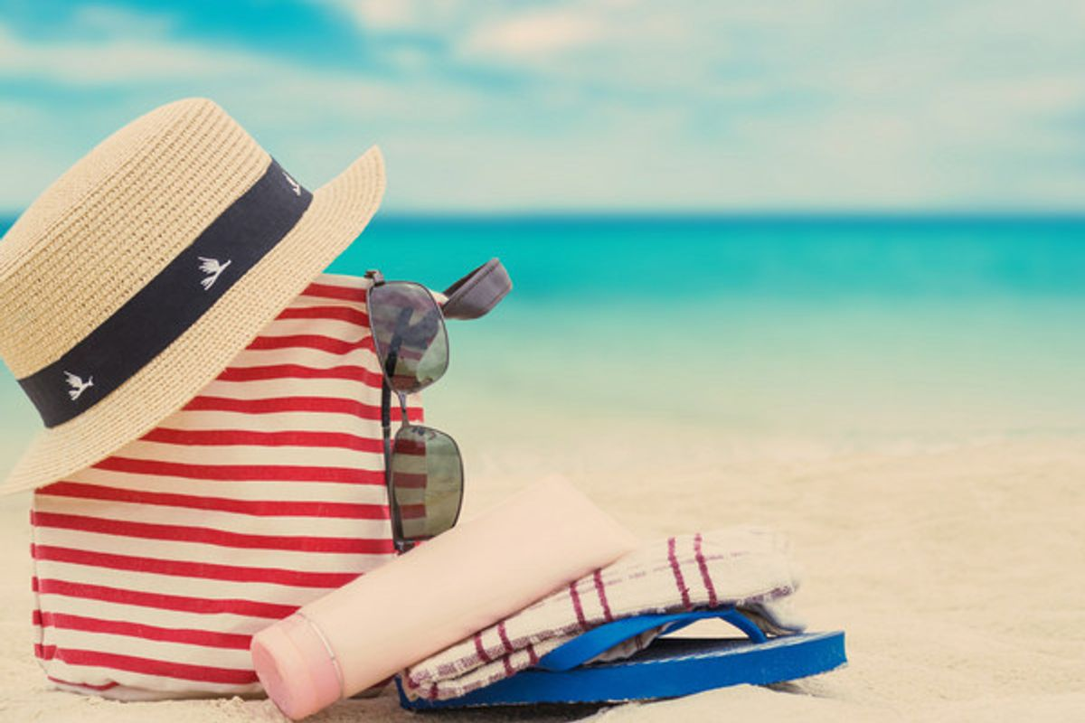 Many Sunscreens Aren't the SPF They Claim to Be