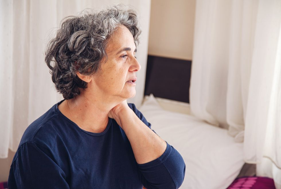 Menopausal Nights Sweats Linked to Impaired Thinking