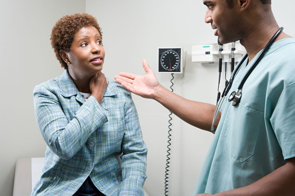 Most Americans Lie to Their Doctors