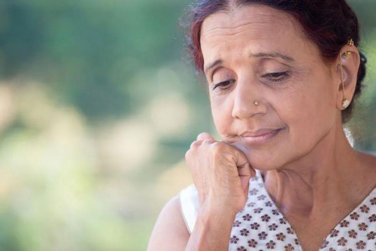 negativity in seniors