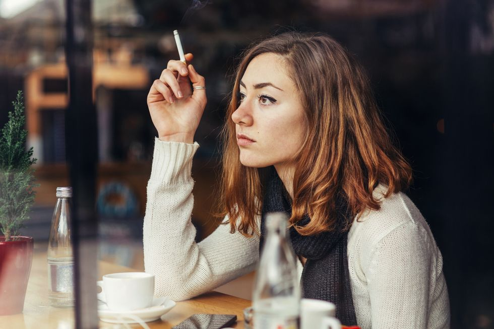 Only Smoke 1 Cigarette a Day? It Can Still Kill You