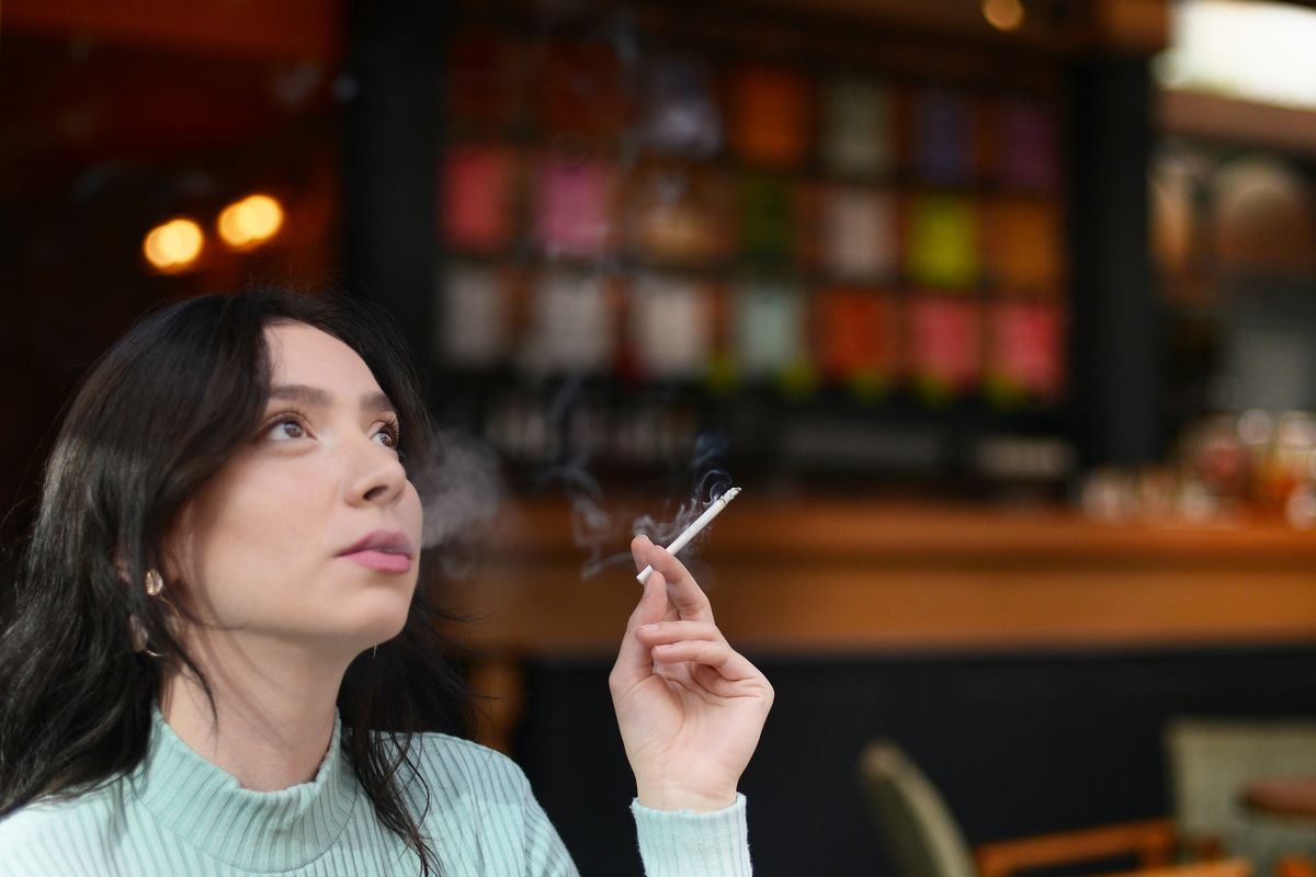 Put That Cigarette Out