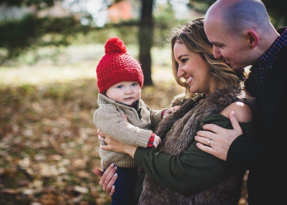 Reflecting on Motherhood & Crohn's: Year One