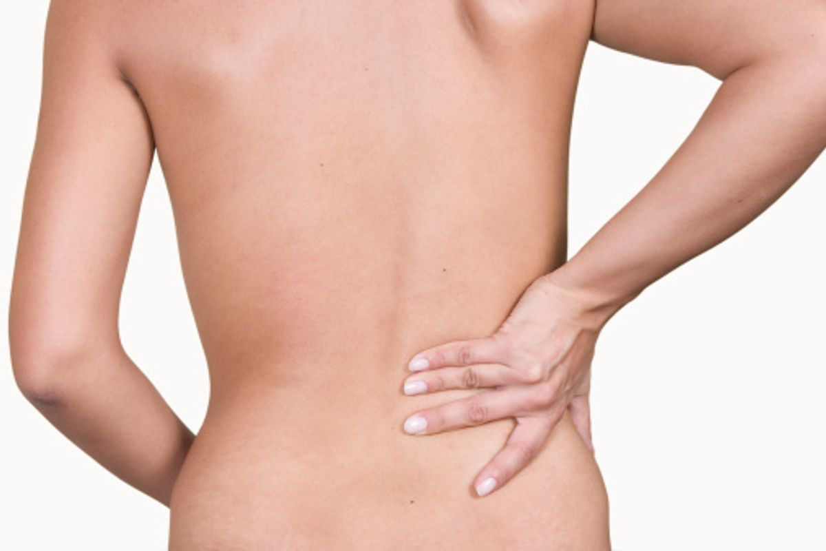 Self-Care for Lower Back Pain