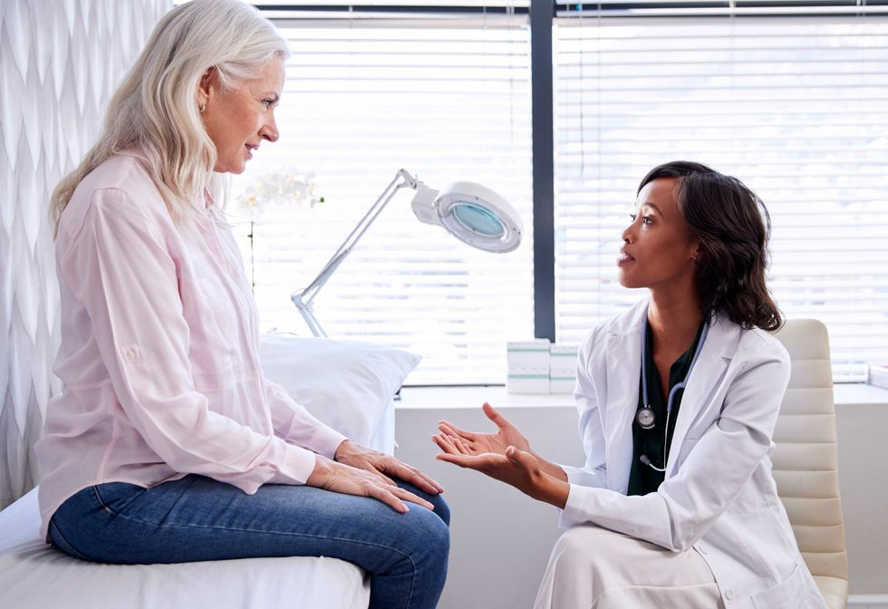 Shared Decision Making With Your Health Care Provider