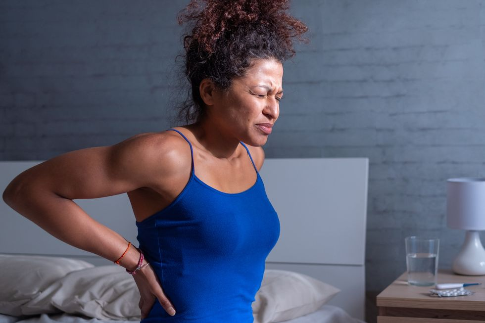 Signs Your Back Pain Is Serious
