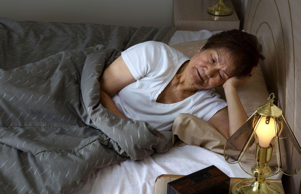 sleeping problems