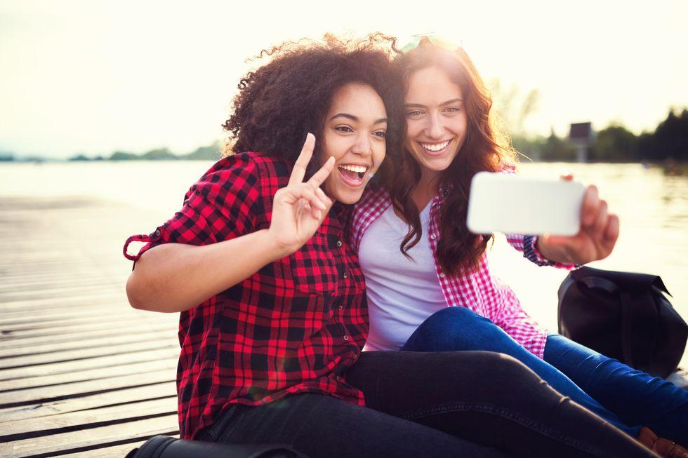 Smartphone Addiction May Change Teens' Brains