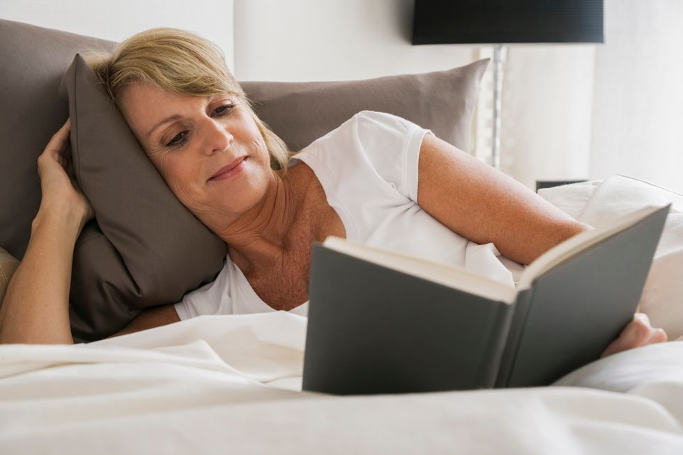 Study Finds Many Reasons Sex Declines After Menopause