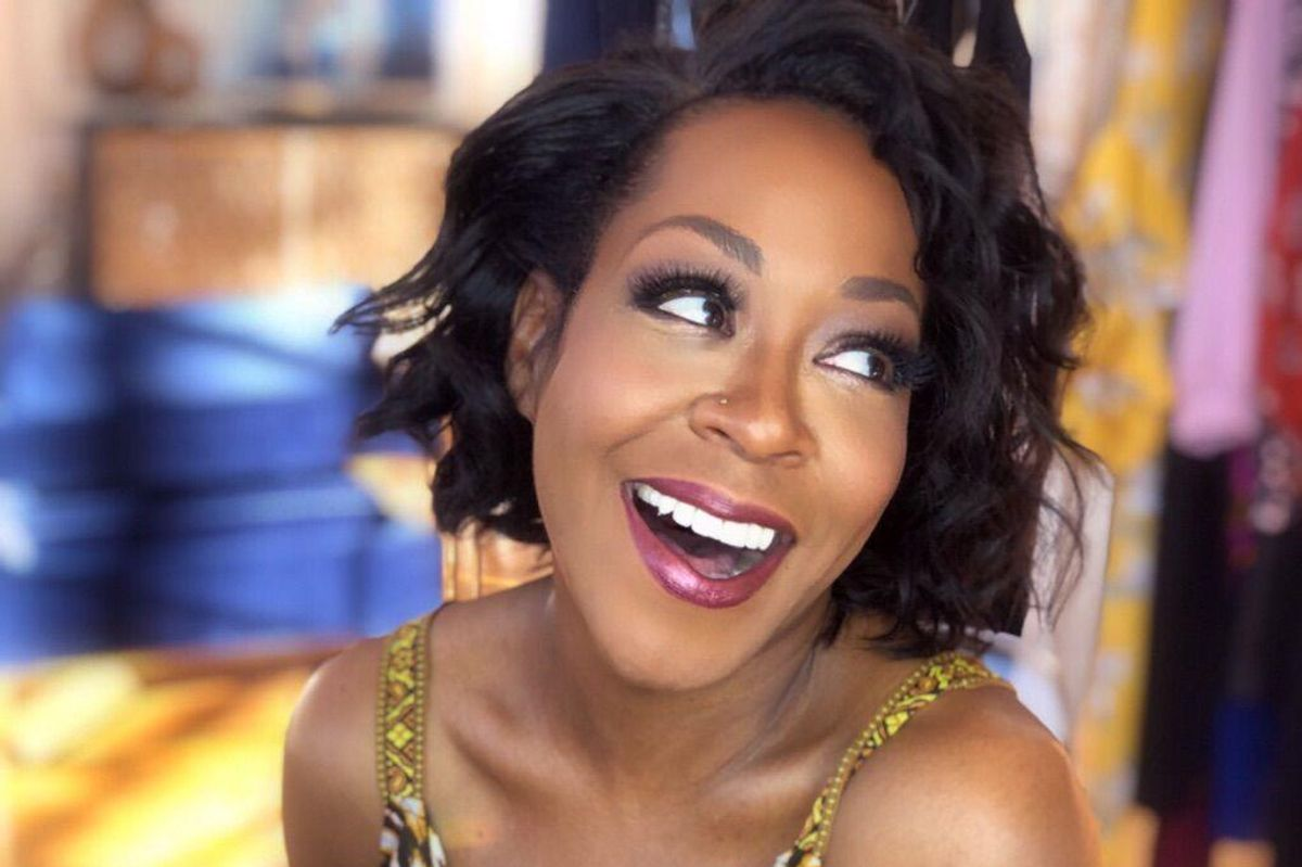 Tichina's Most Important Role