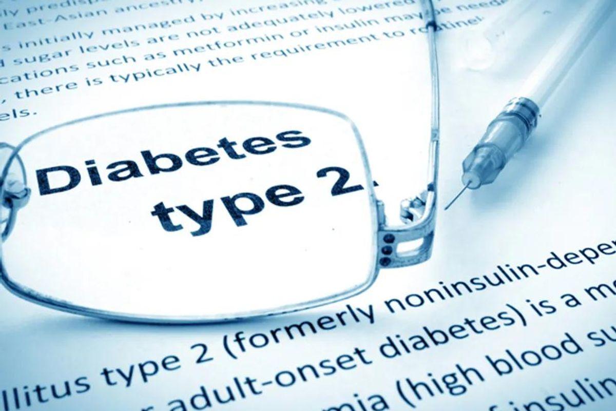 text of diabetes type 2