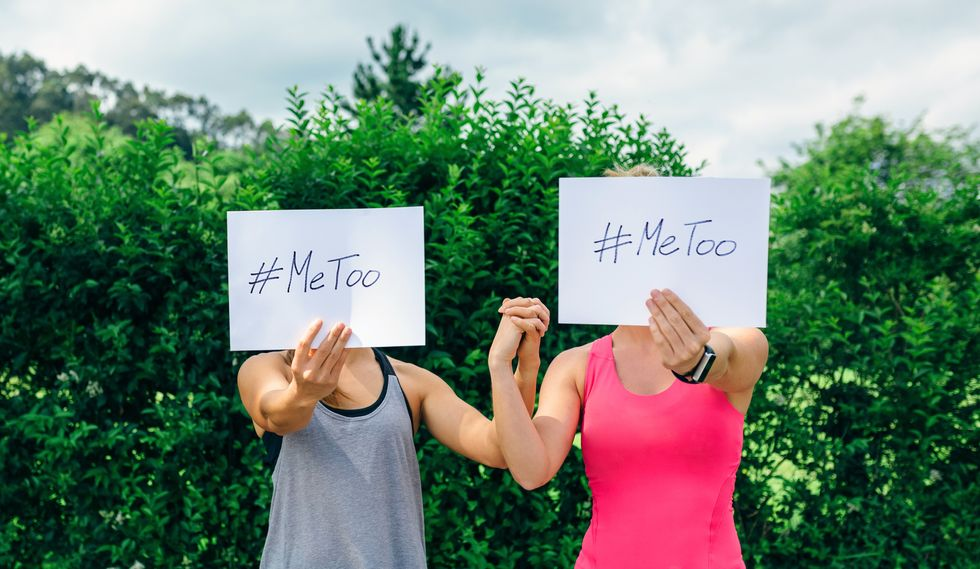 The #MeToo Movement Is Opening a Dialogue on PTSD and Sexual Trauma