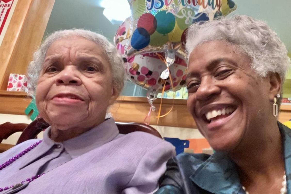 The Trials and Joys of Caring for Someone With Alzheimer's Disease