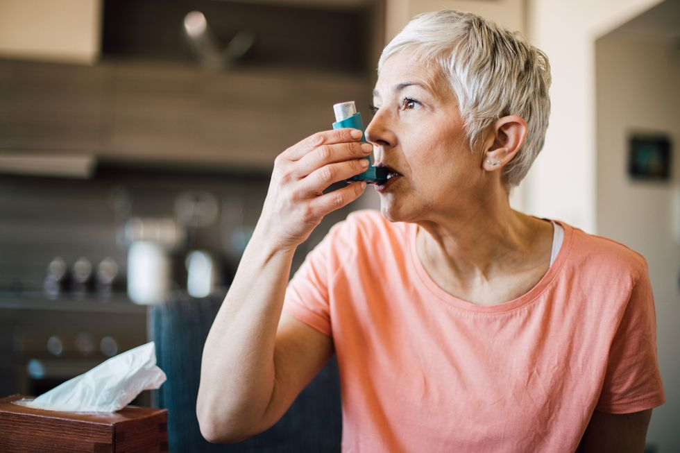Three-Drug Inhaler May Be an Advance for Asthma Patients