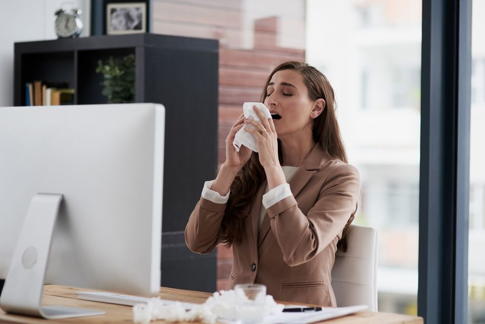 Tips to Minimize Spreading the Flu