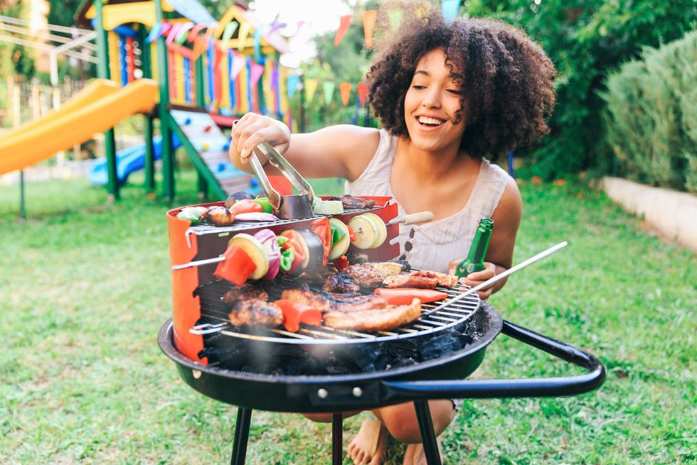 Toxins in BBQ Fumes May Be Absorbed Through the Skin