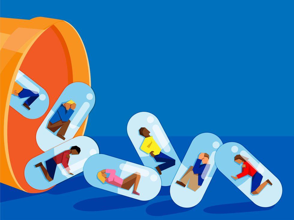 Use Of Buprenorphine To Treat Opioid Addiction Proliferates In California