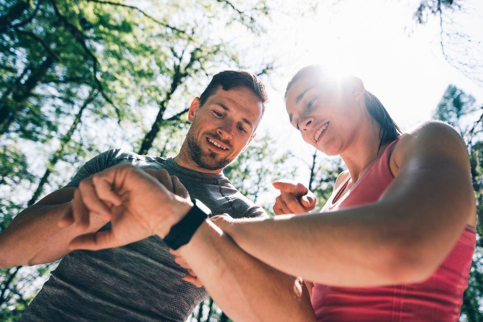 Wearable Sensors May Spot Illness Before Symptoms Start