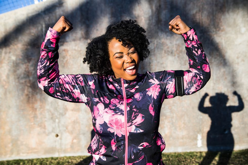 What It Really Means To Run Like A Girl and Why We Want To