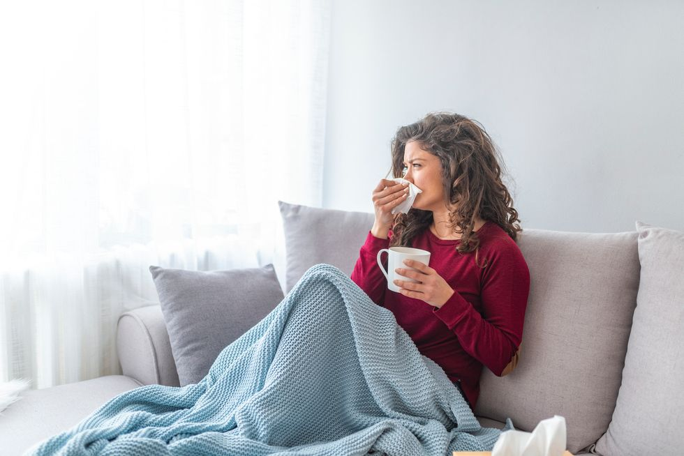 What to Do at the First Signs of Flu